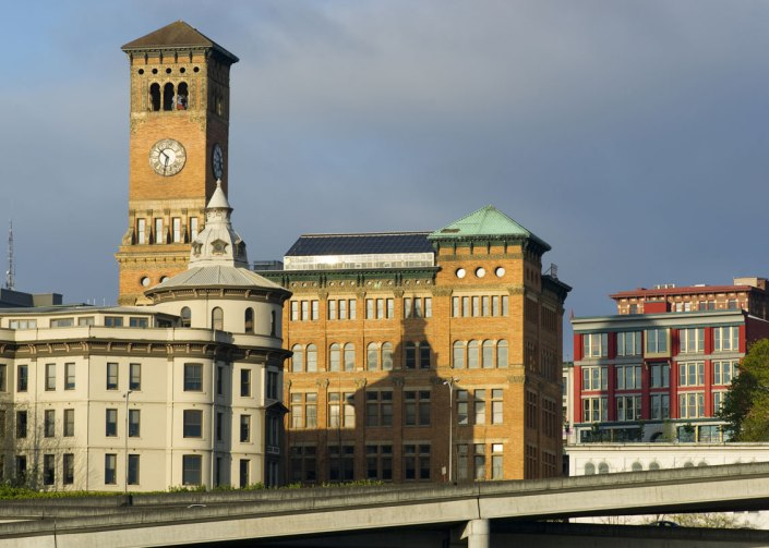 Clock Tower Tacoma